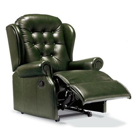 Sherborne Lynton Recliner Chair (leather)
