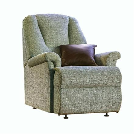 Milburn Fixed Chair (fabric)
