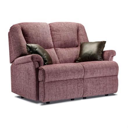 Sherborne Milburn Fixed 2 Seater Sofa (fabric)