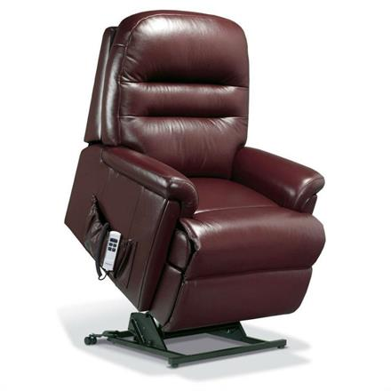 Keswick Electric Lift & Rise Care Recliner (leather)