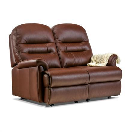Keswick Fixed 2 Seater Sofa (leather)