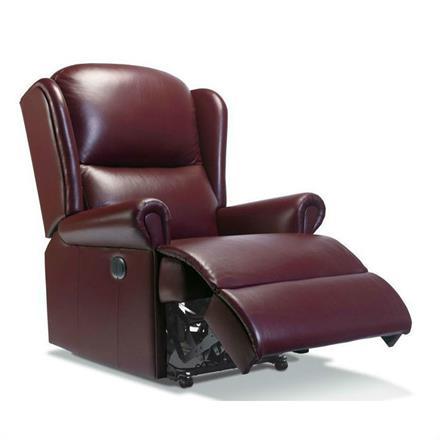 Malvern Reclining Chair (leather)