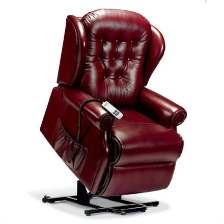Lynton Electric Lift & Rise Care Recliner (leather)