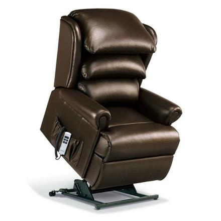 Windsor Electric Lift & Rise Care Recliner (leather)