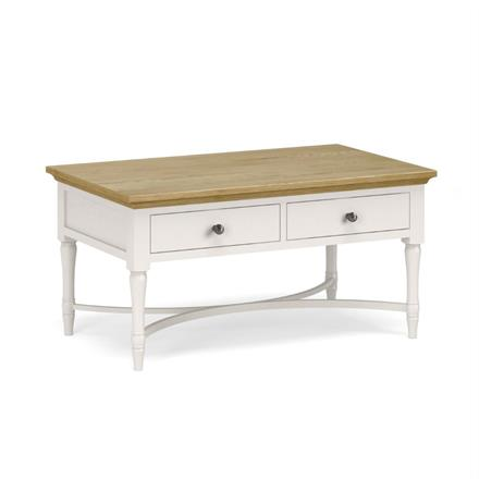 Annecy Coffee Table with Drawer