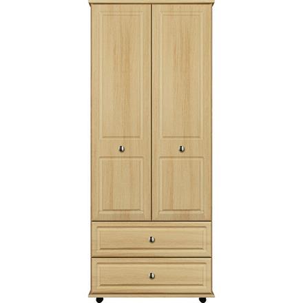 Strata 2 Door / 2 Drawer Wardrobe