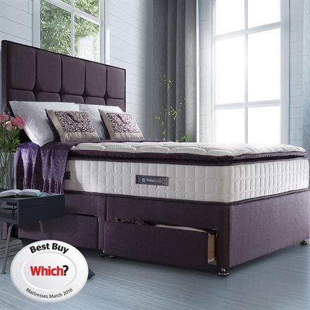 Sealy Nostromo 1400 Divan Bed