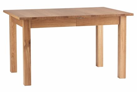 Nimbus Extending Dining Table with One Extension Leaf
