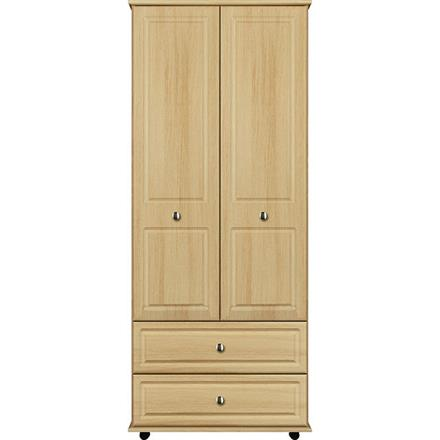 Deco 2 Door / 2 Drawer Wardrobe