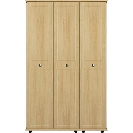 Deco 3 Door Wardrobe