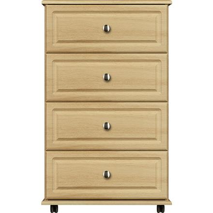 Deco 4 Drawer Midi Chest