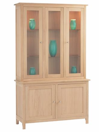 Nimbus Tall Display Cabinet