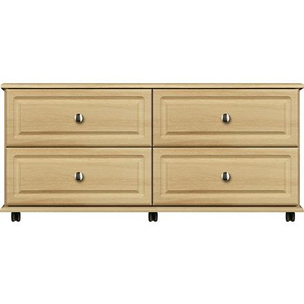 Deco 4 Drawer Multi Chest