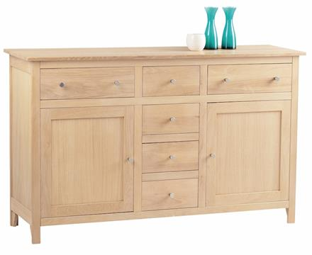 Nimbus Long 6 Drawer Sideboard
