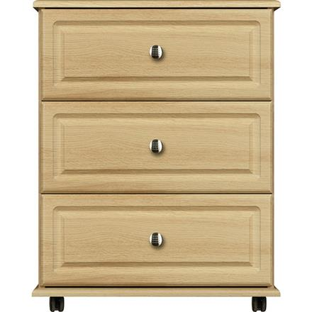 Gallery 3 Drawer Midi Chest