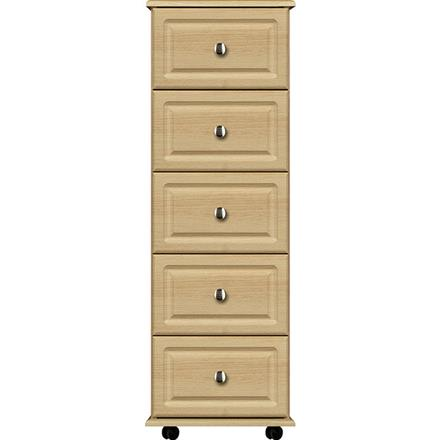 Gallery 5 Drawer Narrow Chest