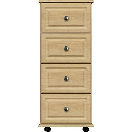 Gallery 4 Drawer Narrow Chest