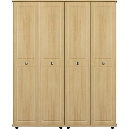 Stylo 4 Door Wardrobe