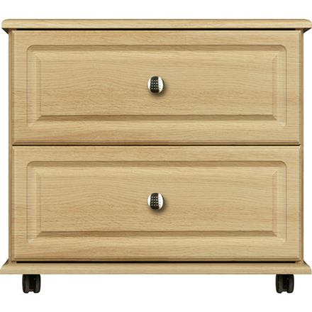 Vogue 2 Drawer Midi Chest