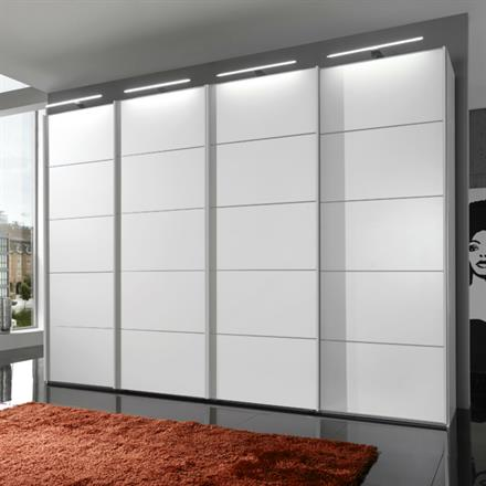 Westside Sliding Door Wardrobes (with 5 panels per door) from Queenstreet Carpets u0026 Furnishings & Westside Sliding Door Wardrobes (with 5 panels per door) from ...