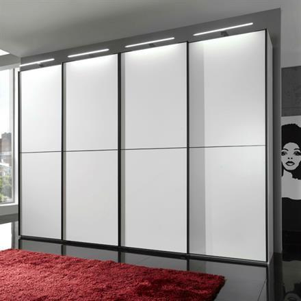 Westside Sliding Door Wardrobes (with 2 panels per door)