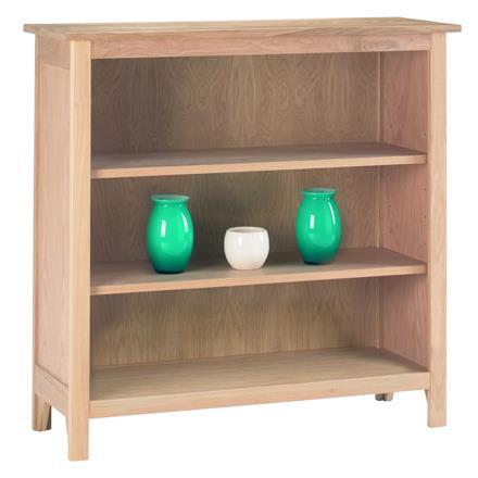Nimbus 2 Shelf Bookcase