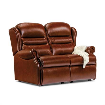 Ashford Fixed 2 Seater Sofa (leather)