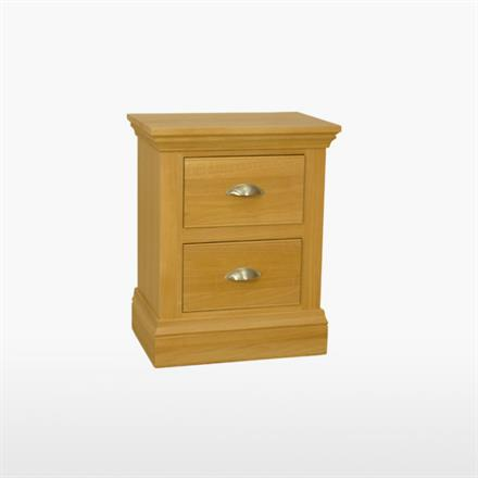 Reims Large 2 Drawer Bedside