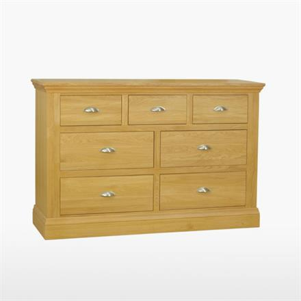 Reims 4+3 Chest of Drawers