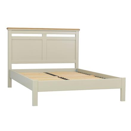 Cromwell Panel Bedstead with Low Foot End