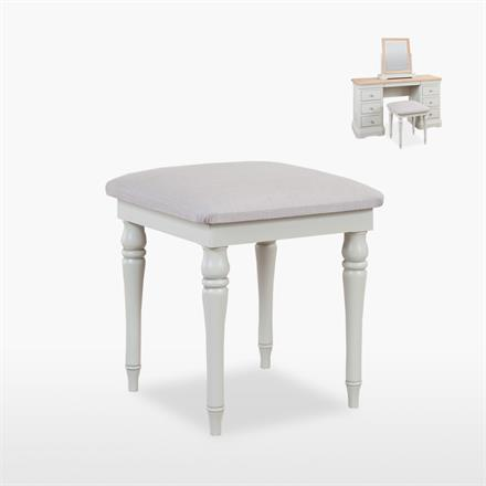Cromwell Bedroom Stool in Fabric