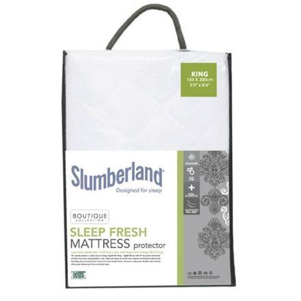 Slumberland Sleep Fresh Mattress Protector