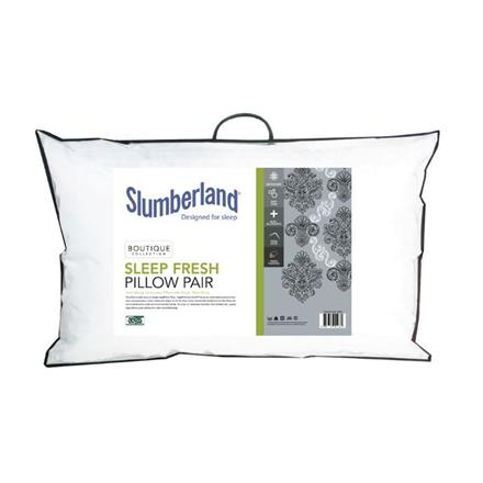 Slumberland Sleep Fresh Pillow Pair