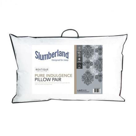 Slumberland Pure Indulgence Pillow Pair