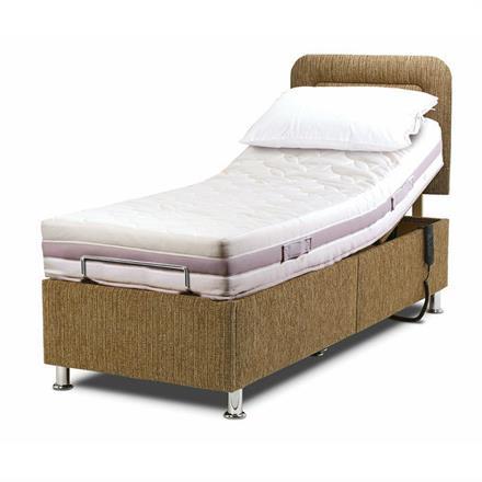 2'6 Sherborne Hampton Adjustable Bed