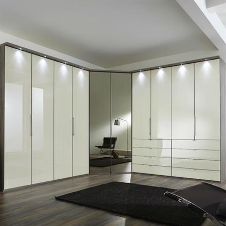 Loft Corner Wardrobes