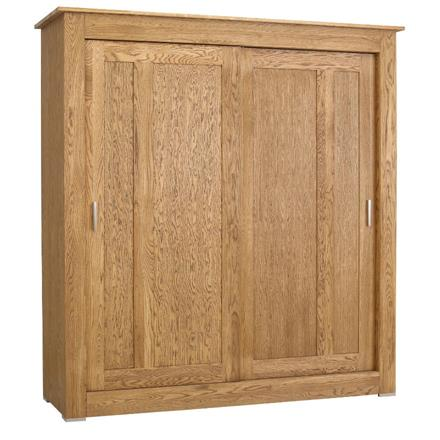 Quercia Sliding Door Wardrobe
