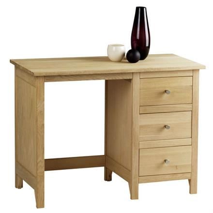 Nimbus Single Pedestal Dressing Table