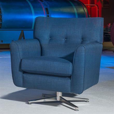 Spitfire Swivel Chair