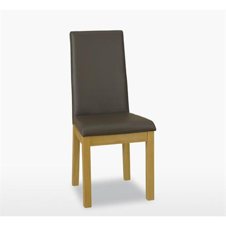 Reims Enna Chair with Leather Seat