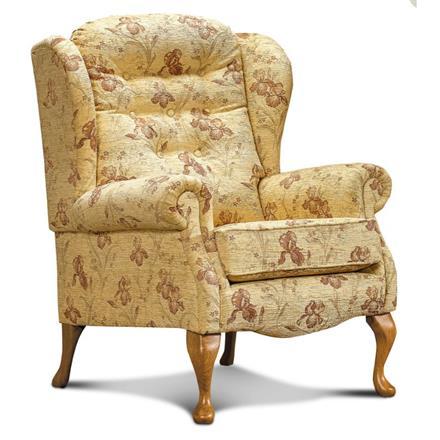Lynton Fireside Chair (fabric)