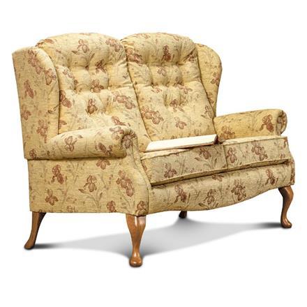 Lynton Fireside 2 Seater Sofa (fabric)
