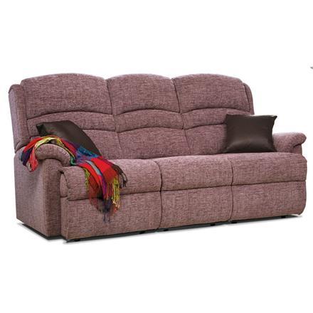 Sherborne Olivia Reclining 3 Seater Sofa (fabric)