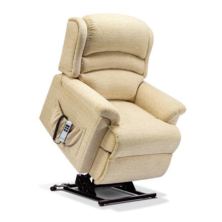 Olivia Electric Lift & Rise Care Recliner (fabric)