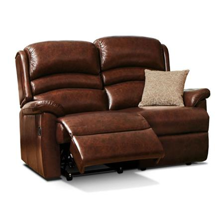 Olivia Recliner 2 Seater Sofa (leather)