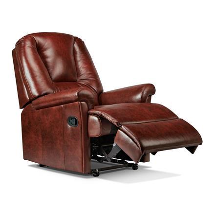 Sherborne Milburn Reclining Chair (leather)