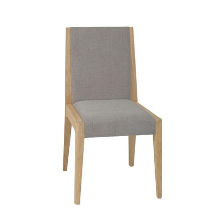Mia Lucy Dining Chair - Leather