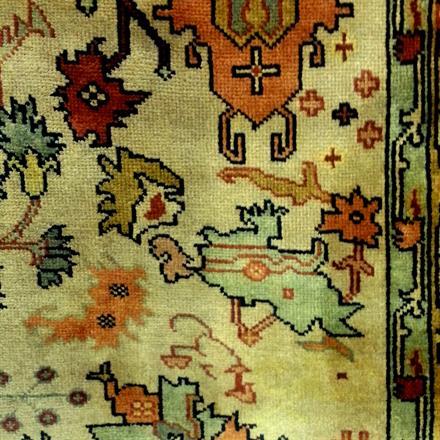 Chunky Pashmina Rug (242 x 179cm)