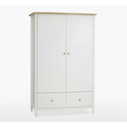 Elise Wardrobe with 2 Drawers