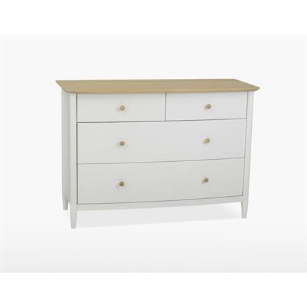 Elise Chest of 4 Drawers (2+2)